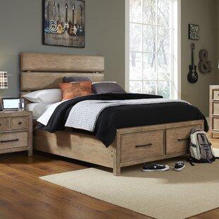 Austin Panel Bed by Pulaski Furniture