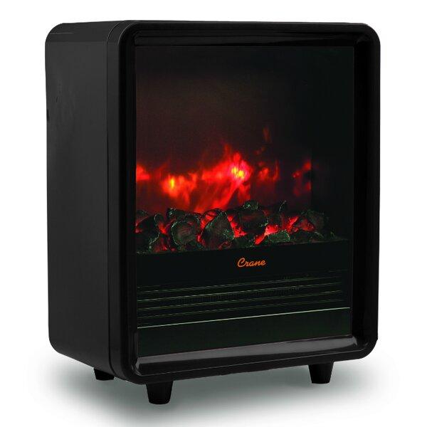 1,500 Watt Electric Radiant Portable Heater By Crane USA