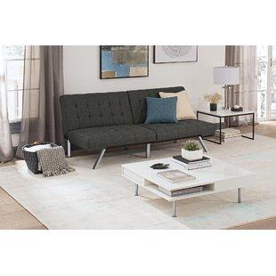 Makenna Convertible 3 Seater Futon Sofa ...