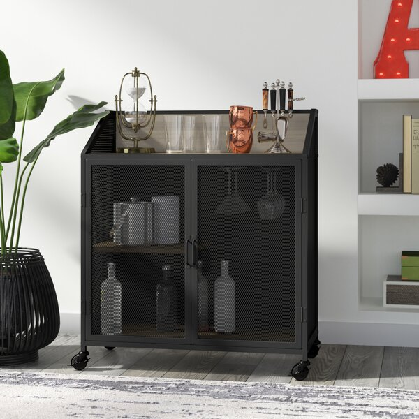 Bowles Bar Cabinet By Williston Forge