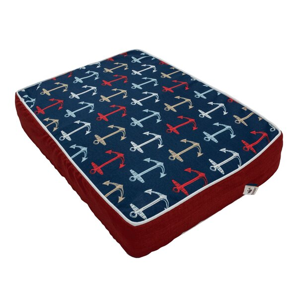 Wag Outlast® Heating and Cooling Dog Bed by Snoozer Pet Products