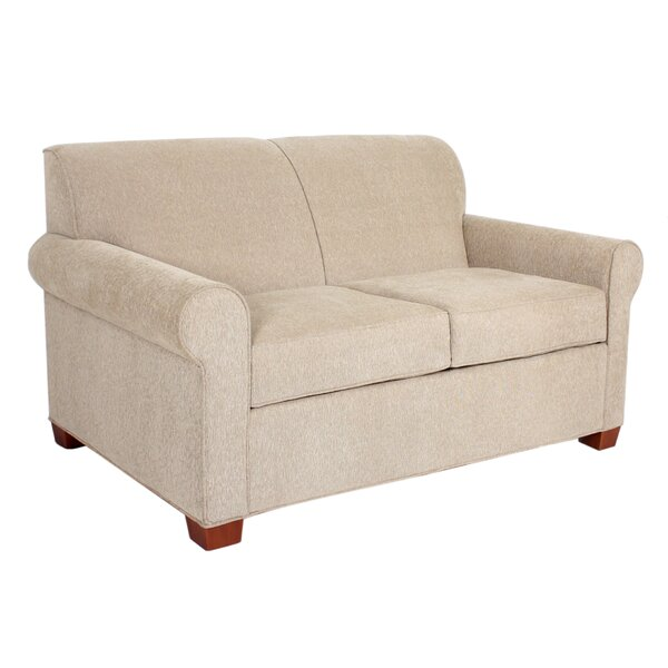 Finn Standard Loveseat by Edgecombe Furniture Edgecombe Furniture
