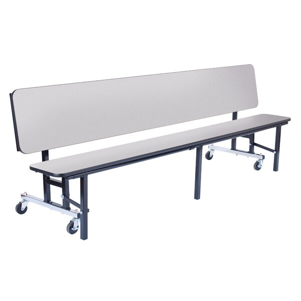 Rectangular Cafeteria Table by National Public Seating