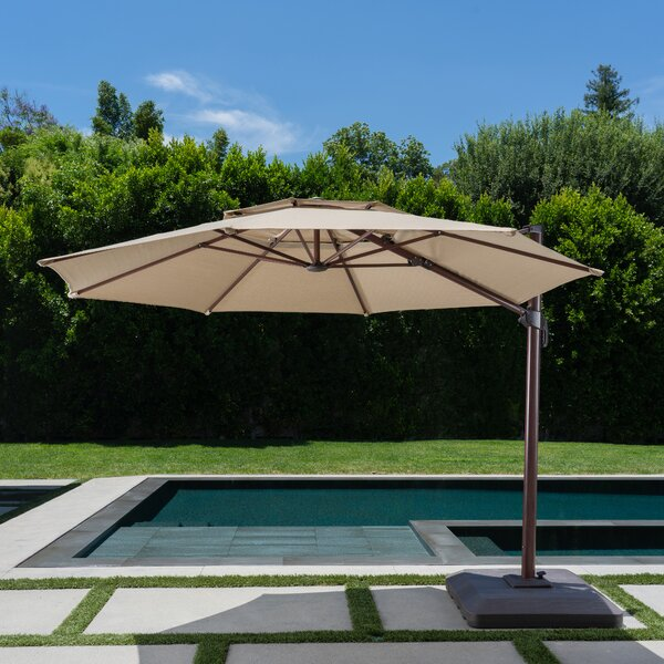 Southwell 11' Cantilever Umbrella by Freeport Park