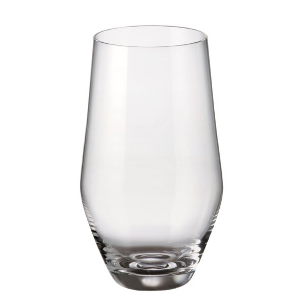 Michelle 13.52 oz. Cocktail Glass (Set of 6) by Red Vanilla