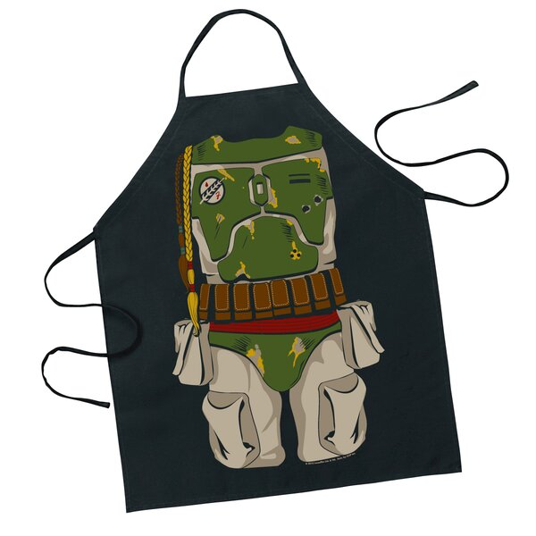 Star Wars Boba Fett Apron by ICUP Inc