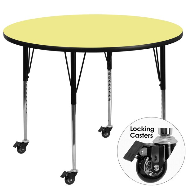 Circular Activity Table (Set of 2) by Flash Furniture