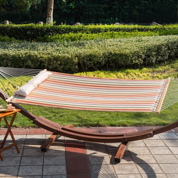 Lazy Daze Deluxe Double Tree Hammock by Sundale Outdoor