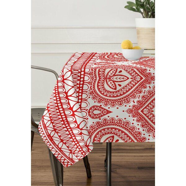 Decorative Tablecloth by East Urban Home