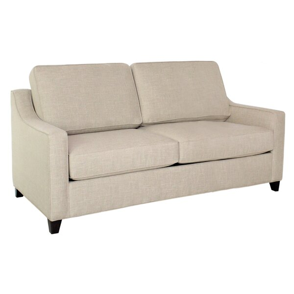 Clark Standard Sleeper Sofa by Edgecombe Furniture Edgecombe Furniture