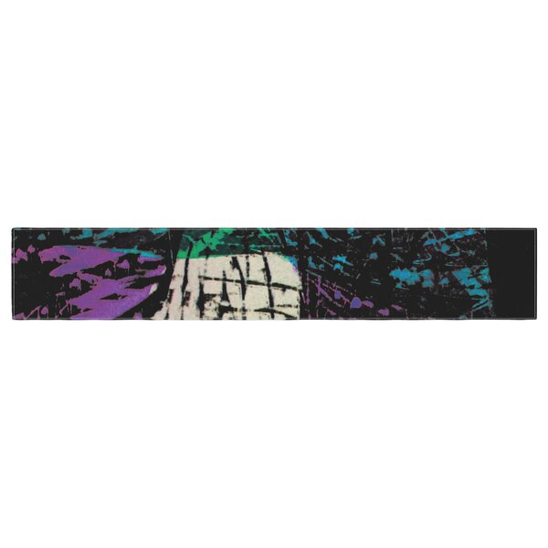 Theresa Giolzetti Family 5 Table Runner by East Urban Home