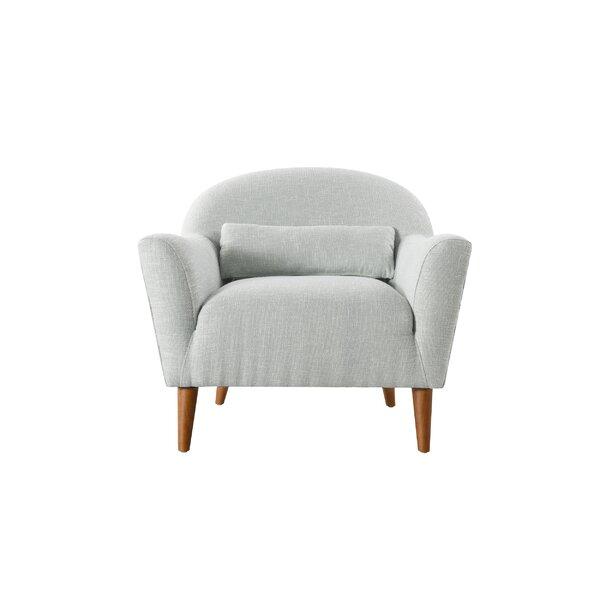 Mach Barrel Chair by Union Rustic