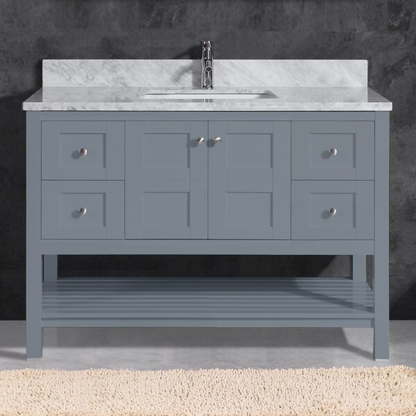 Jenifer 48 Single Bathroom Vanity by Breakwater Bay
