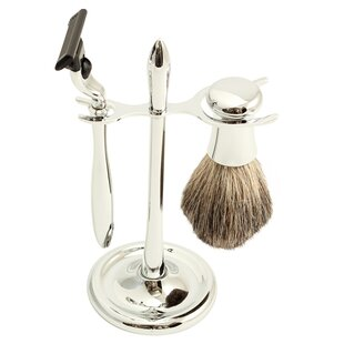 Order 3-Piece Windsor Shaving Set By Bey-Berk