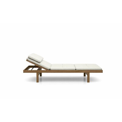 White Chaise Lounge Chairs You Ll Love In 2020 Wayfair