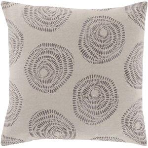 Maryanne 100% Cotton Throw Pillow