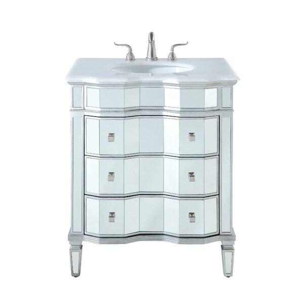 Jiya 30 Single Bathroom Vanity Set by Willa Arlo Interiors