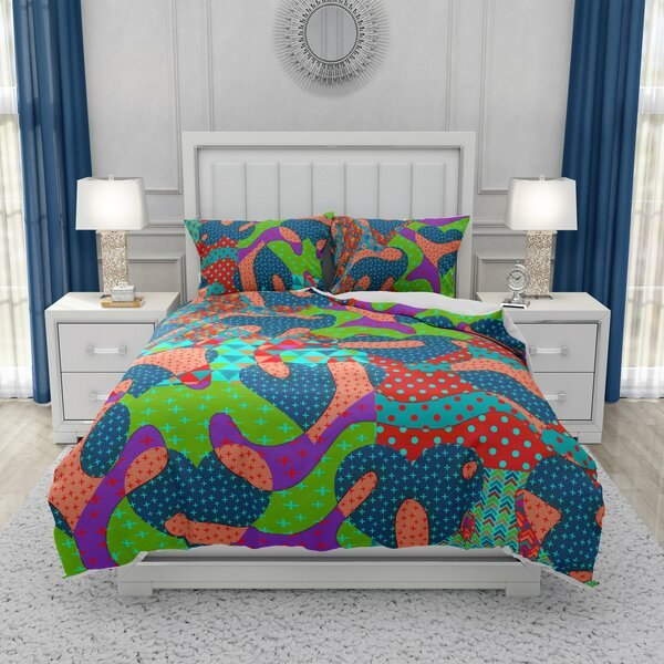 Shavonne Heart Duvet Cover Set