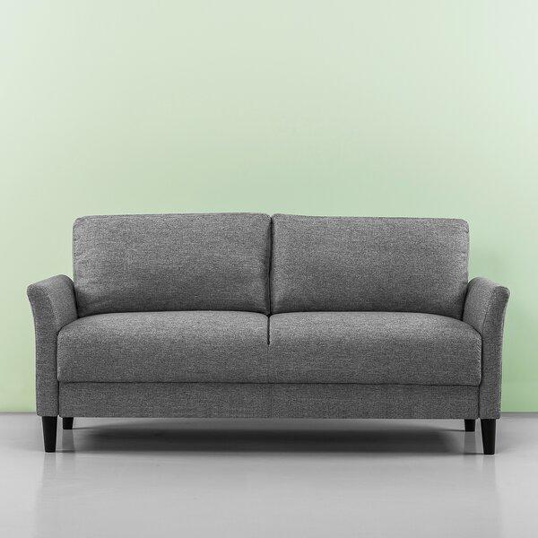 Helvey 70.9-inch Flared Arm Sofa by Winston Porter Winston Porter