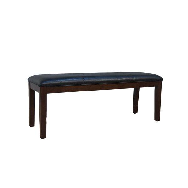 Woolery Upholstered Bench (Set Of 2) By Latitude Run Wonderful