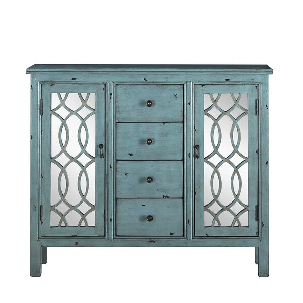 Rinaldo 2 Door Accent Cabinet by One Allium Way