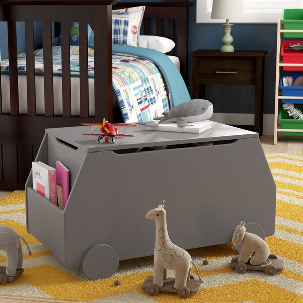 Shull Metro Toy Box by Viv + Rae