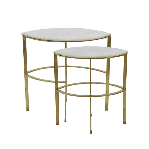 Mequon 3 Legs Nesting Tables By Everly Quinn
