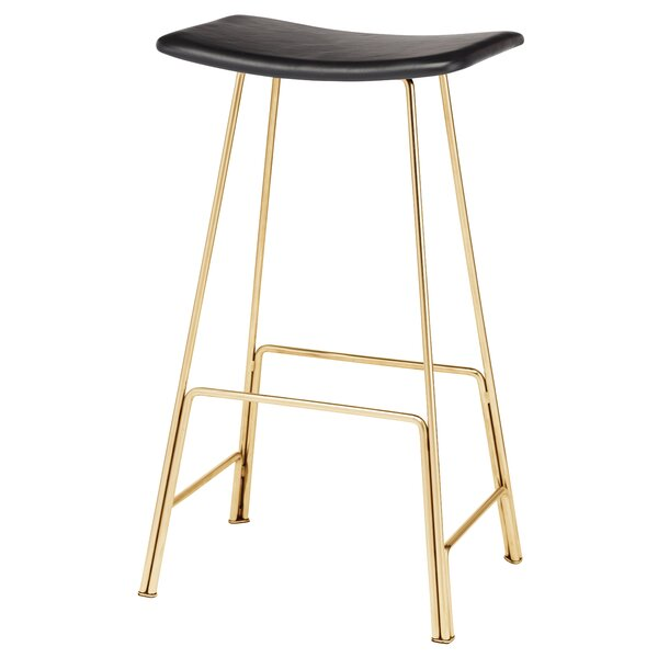 Enfield 30 Bar Stool by Everly QuinnEnfield 30 Bar Stool by Everly Quinn