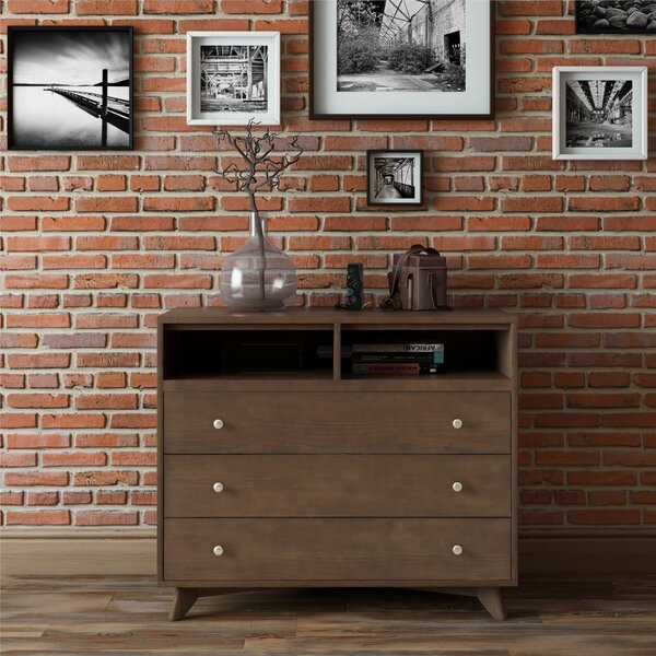 Otis 3-Drawer Chest by Novogratz