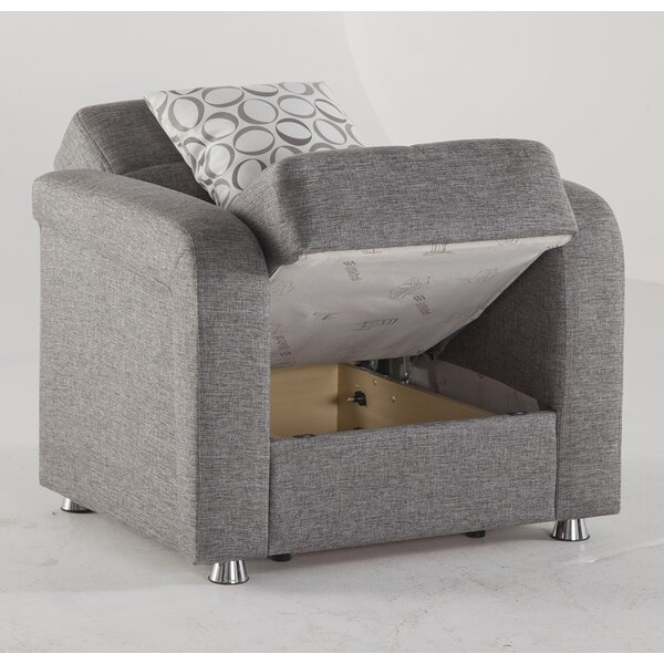 Review Rafia Palmar Convertible Chair