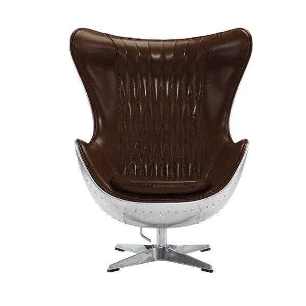 Tollens Swivel Lounge Chair by Orren Ellis