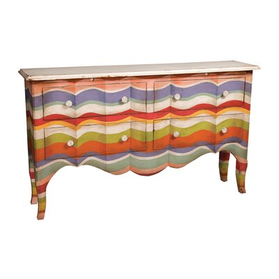 Bloomsbury Market Baron 4-Drawer Sideboard