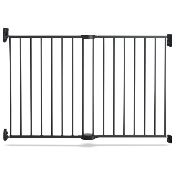 Push to Close Metal Hardware Safety Gate by Munchkin