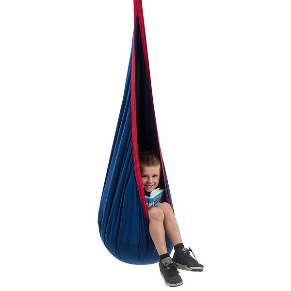 Zareen Child Pod Swing Chair by Zoomie Kids Zoomie Kids