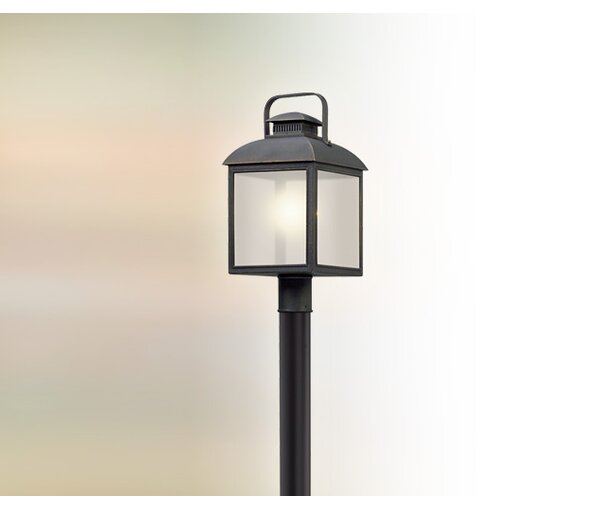 Koffi Outdoor 1-Light Lantern Head by Gracie Oaks