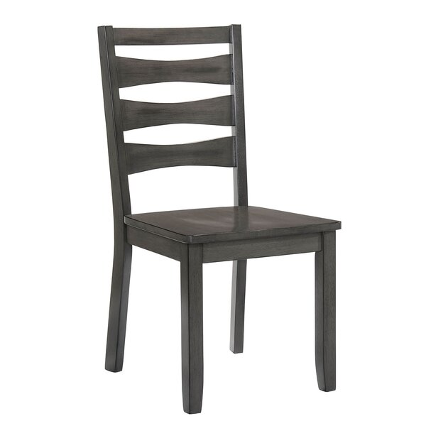 Doric Side Chair (Set of 2) by August Grove