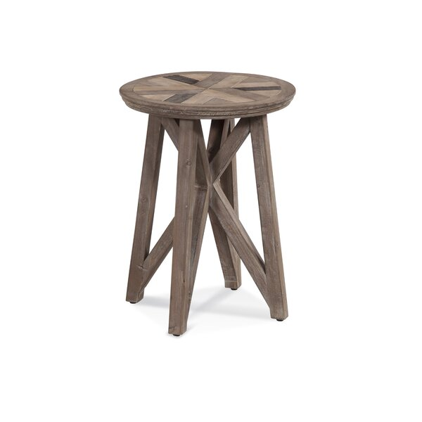 Astin End Table by Gracie Oaks