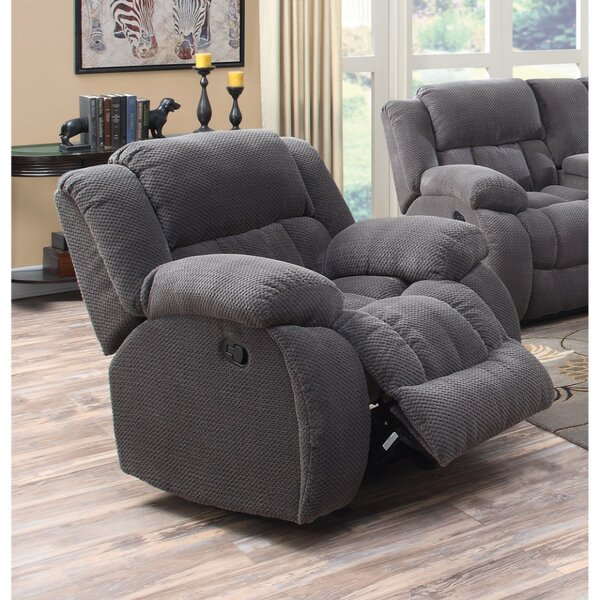 Gulam Cozy and Warm Manual Glider Recliner