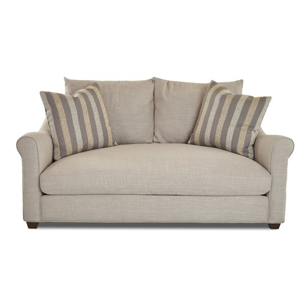 Bellock Loveseat by Canora Grey
