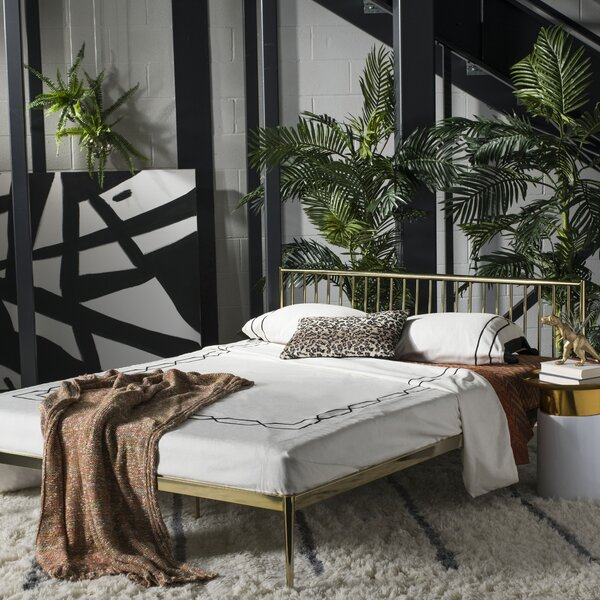 Dean Standard Bed by Modern Rustic Interiors