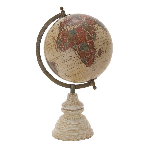 Decorative PVC Globe by Cole & Grey
