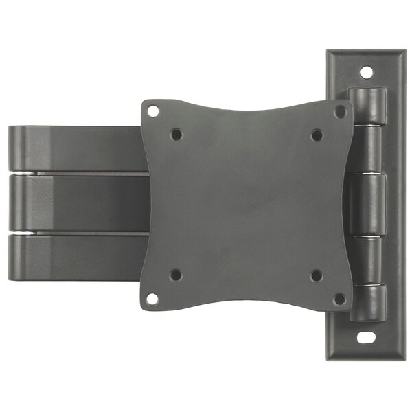 Cantilever LCD Monitor TV Arm Bracket Swivel and Tilt Wall Mount 13-24 Flat Panel Screens by VonHaus