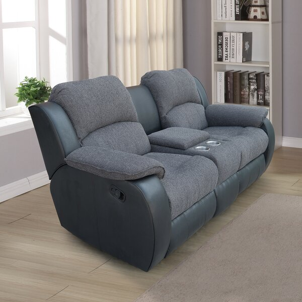 Beautiful Prospect Heights Reclining Loveseat by Red Barrel Studio by Red Barrel Studio