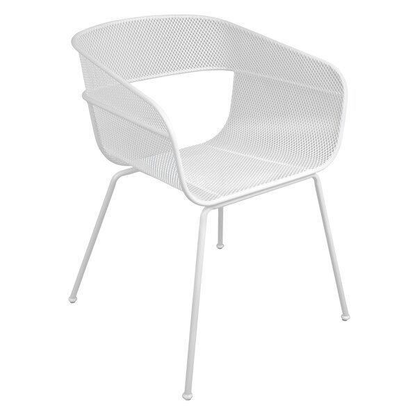 Embry Patio Dining Chair by Orren Ellis