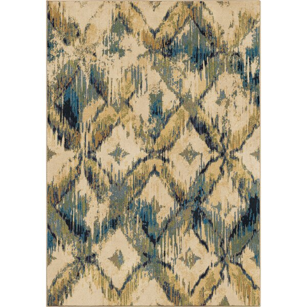 Ames Ivory Area Rug by Red Barrel Studio