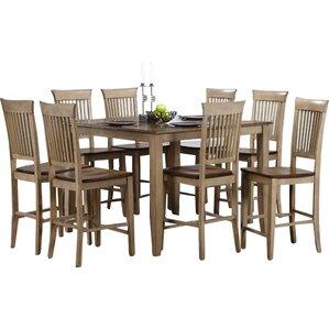 tamara 9piece pub table set