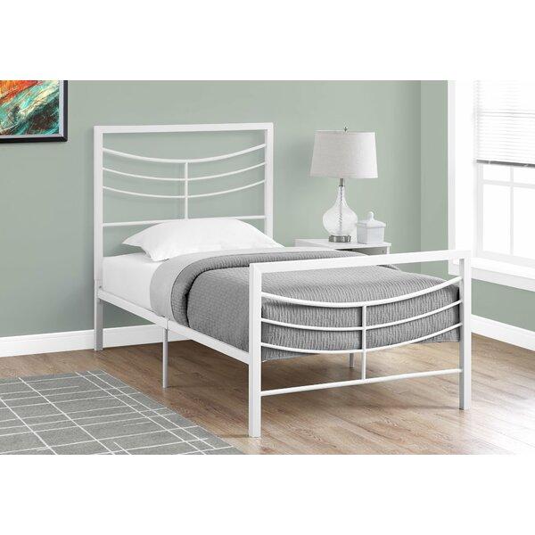 Sabion Twin Slat Bed by Ebern Designs