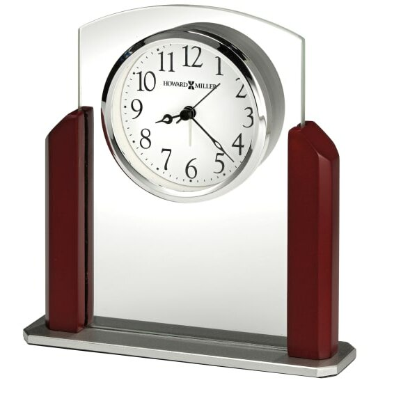 Landon Tabletop Clock by Howard Miller®