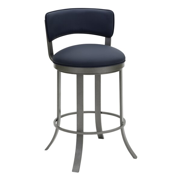 Winslow 30 Swivel Bar Stool by Brayden Studio