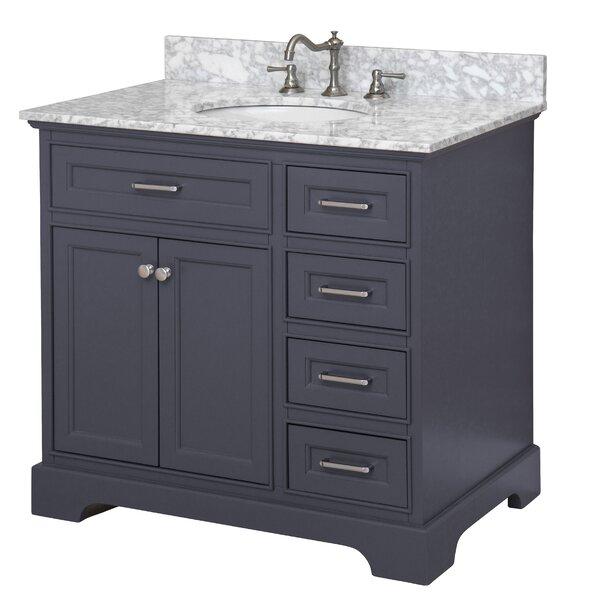 Aria 36 Single Bathroom Vanity Set by Kitchen Bath